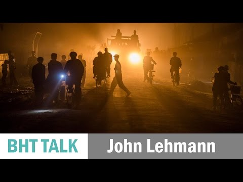 BHT Talk with Photojournalist John Lehmann
