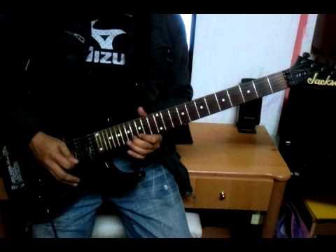 Cinta Kristal Guitar Solo