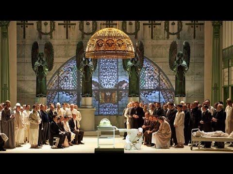 "Richard Wagner ""Parsifal"" (Trailer) | Wiener Staatsoper"
