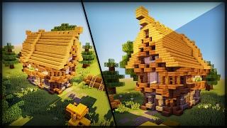 minecraft medieval casa como uma construir