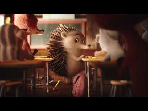 Еж ежи польский мультфильм