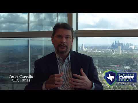 Jesse Carrillo: Value of Houston Cyber Summit 2019