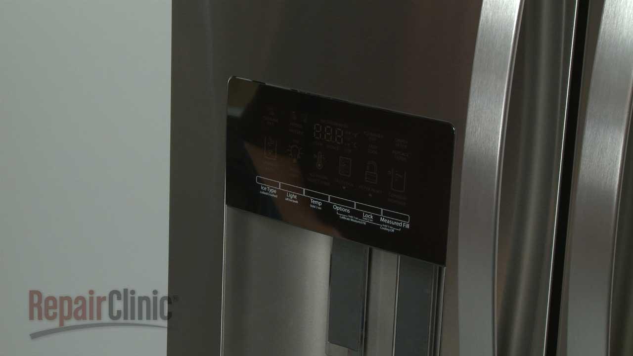 Whirlpool Refrigerator Dispenser Control Board W10521642