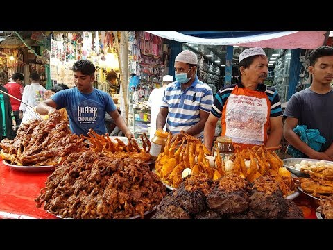 Thumbnail: Incredible Muslim Iftar Market | Amazing Huge Types Foods Available Ramadan Street Foods Market
