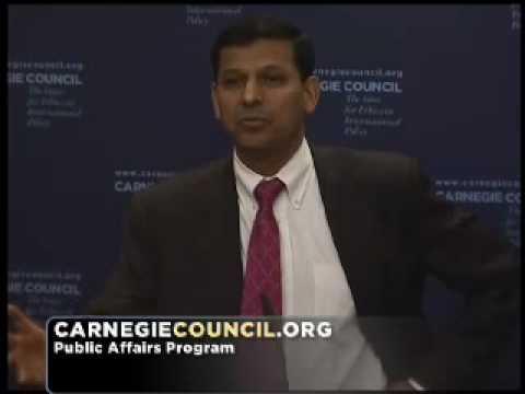 Raghuram Rajan: Fault Lines