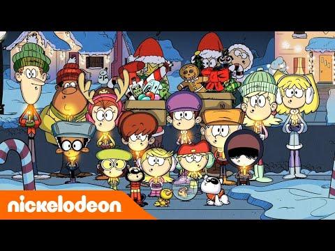 Bienvenue chez les Loud | Un Noël très bruyant | Nickelodeon France