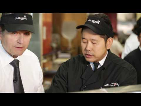 Bob's Table Episode 7: Sushi with Pat Sang