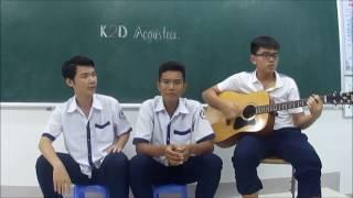 Nơi anh không thuộc về - 365DaBand ( Cover by K2D Acoustic )