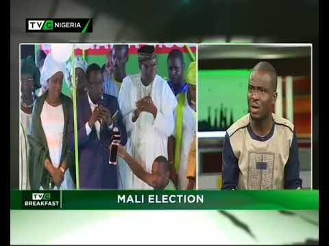 TVC Breakfast  14th August, 2018 | Mali Elections