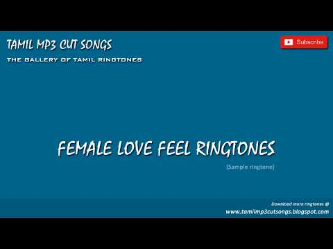En Ithayam Thanthu Vittene Anbe - Female Love Feel Ringtones | Tamil Mp3 Cut Songs