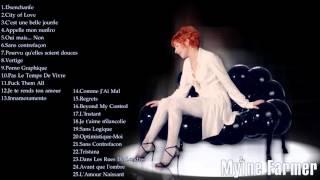 Mylène Farmer Greatest Hits |  Meilleure chanson de Mylène Farmer 2016