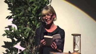 Kate Mosse reading from The Mistletoe Bride