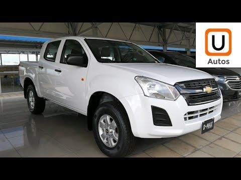 Chevrolet D-MAX Work 4X4 2020 UNBOXING #NetUAutos