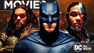 JUSTICE LEAGUE w/ Ben Affleck, Jason Momoa, Ray Fisher + VR Experience
