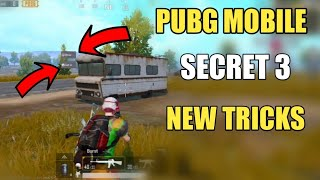 Pubg Mobile New Secret 3 Tips And Tricks Hindi ! Pubg New Tricks In Hindi