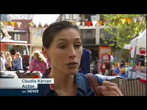 ABC News Coverage of the Garage Sale Trail 2012