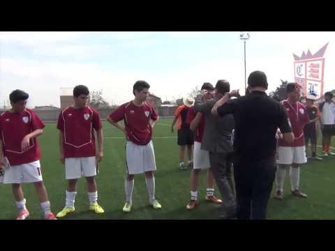 London Campeón Torneo Provincial de Futbol 2014  Sub 16
