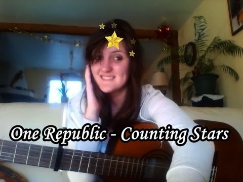 ♯ One Republic  Counting Stars  French cover