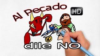 Video Al Pecado dile No, Musica cristiana - Rios del Edénn download MP3, 3GP, MP4, WEBM, AVI, FLV Oktober 2018