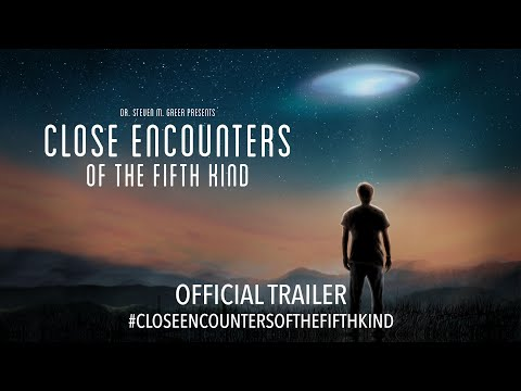 Close Encounters of the Fifth Kind trailers