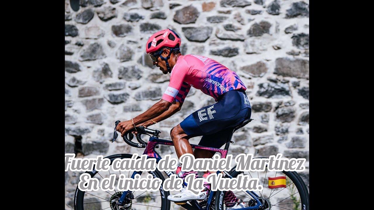 Con final en alto comenzó la Vuelta España