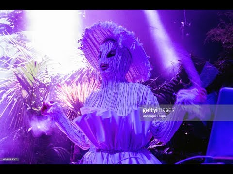 Björk @ Sonar Barcelona 2017 (All Clips)