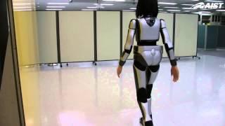 Робототехника Японии на высоте.