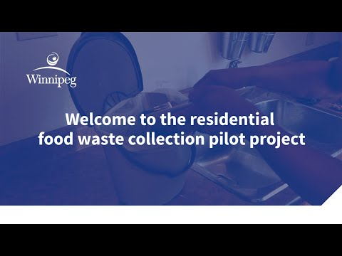 Welcome to the residential food waste collection pilot project