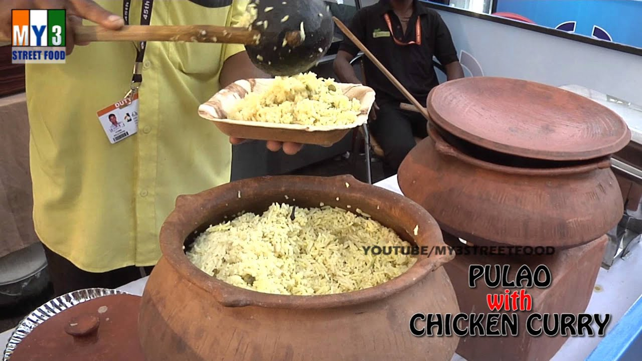 Pulao with chicken goa street food indian street food youtube forumfinder Gallery