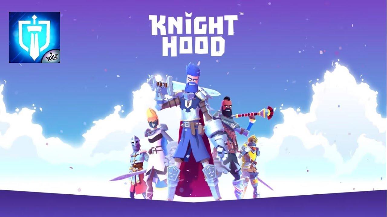 Resultado de imagen para knighthood app