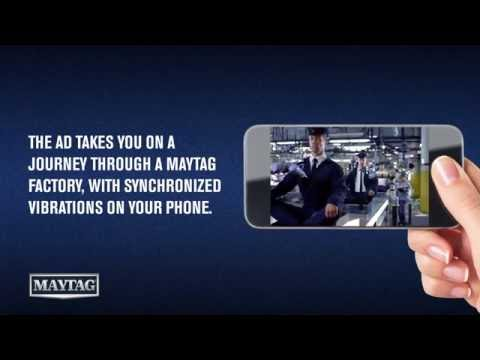 Maytag Factory Haptic Technology Experience