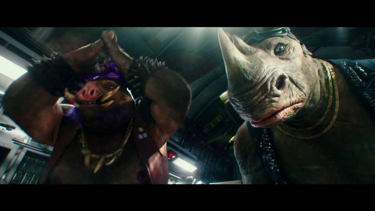Teenage Mutant Ninja Turtles: Out Of The Shadows - Official® Trailer 4 [HD]