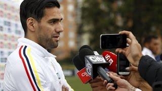 Falcao no ve favorita a la Selección Colombia para la Copa América Chile 2015