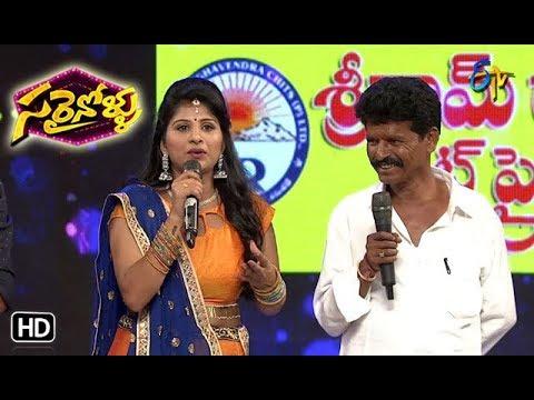 Mangli Family Introduction | Sarrainollu | ETV Dasara Special Event | 18th October 2018 | ETV Telugu