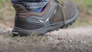 Salewa Wander Hiker Shoe – Tutorial