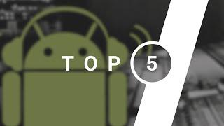 [Top 5] Mejores reproductores de música para Android