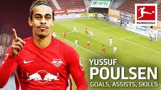 Poulsen - the best danish goalgetter in bundesliga► sub now: https://redirect.bundesliga.com/_bwcsyussuf has been at rb leipzig for past seve...