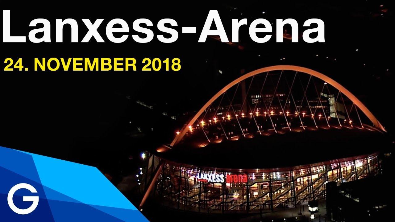 Vorschau Kölner Rednernacht in der Lanxess Arena