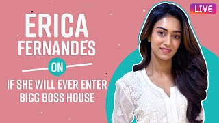 Erica Fernandes on spending time in quarantine, bond with Shaheer and Parth | Pinkvilla