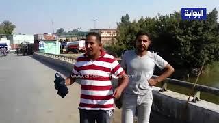 شهود عيان يروون تفاصيل حادث إنفجار إنتحاري مسطرد