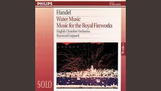 Handel: Water Music Suite No.1 in F, HWV 348 - 1. Ouverture (Grave - Allegro - Adagio e staccato)