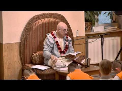 Шримад Бхагаватам 4.6.40 - Прабхупада прабху