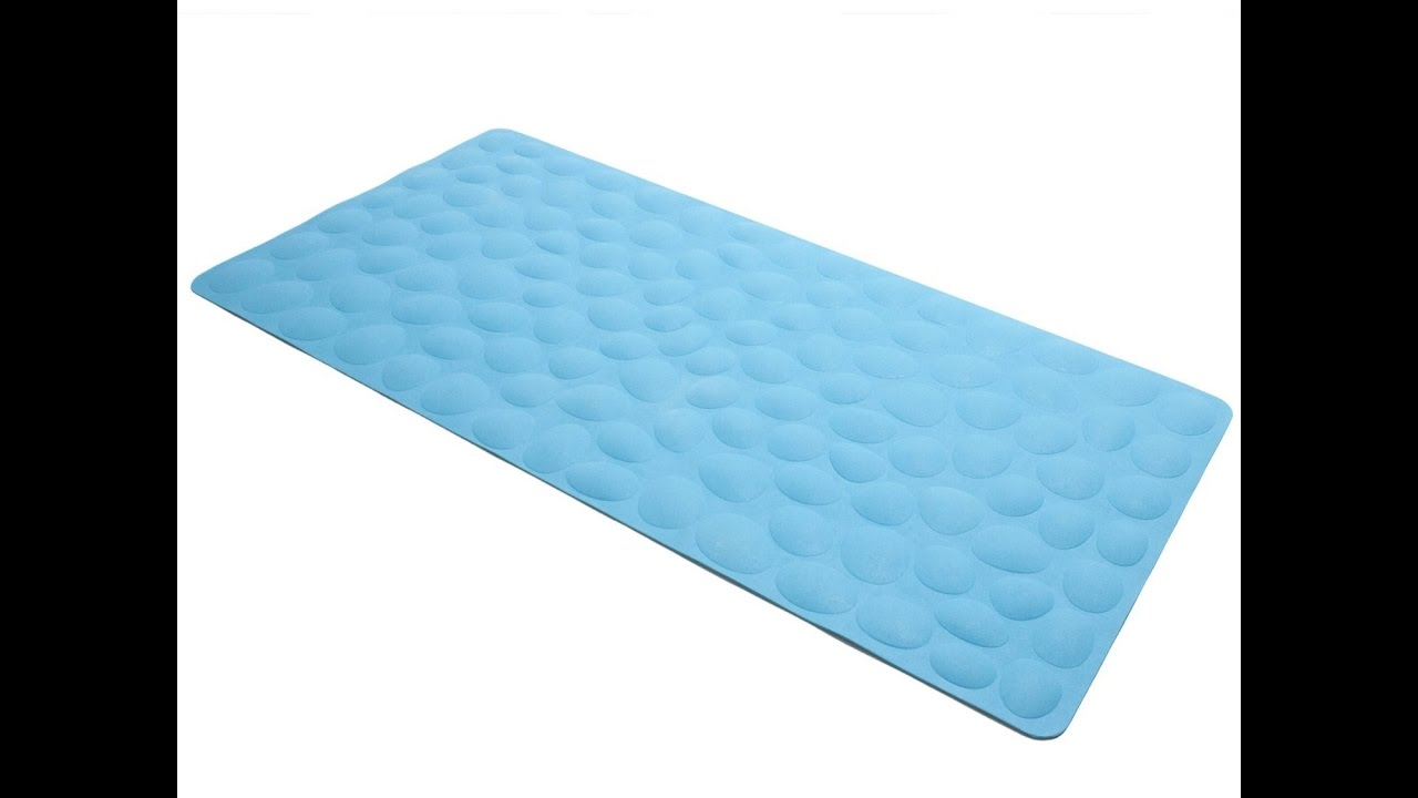 Non Slip Soft Rubber Bathtub Mat With Suction Cups By OTHWAY
