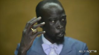 vuclip SPLM Agwelek Press Conference 0107 2015