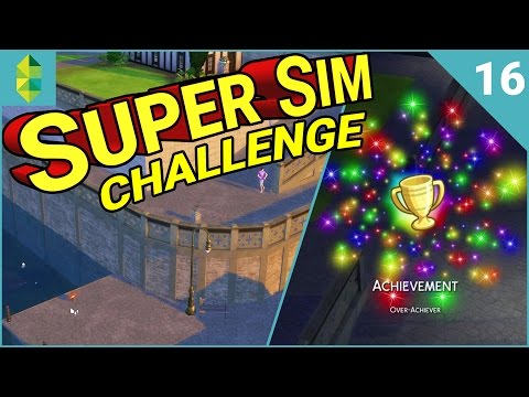 SUPER SIM CHALLENGE | Pristine Grapes! (Part 16)