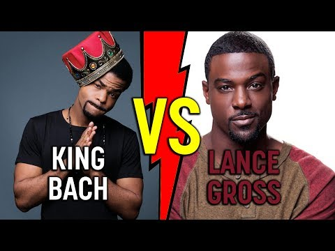 KING BACH VS LANCE GROSS