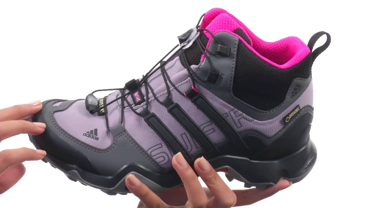 2088c1a85aae3 adidas Outdoor Terrex Swift R Mid GTX® SKU 8639679 - YouTube