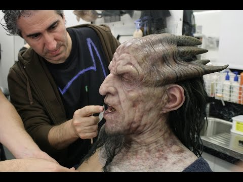 I, Frankenstein - Makeup Effects Movie Monsters - Prosthetic