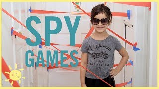PLAY | Ultimate SPY Games