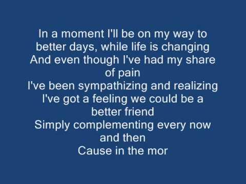 Rebelution Feeling Alright Lyrics